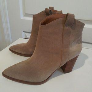 New! Franco Sarto Ella Boots